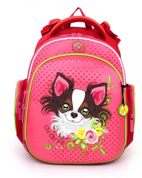 Рюкзак hummingbird royal kittens для девочки рюкзаки для девочек 5 класс фото