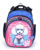 Школьный рюкзак для девочки Hummingbird Kids TK20 Royal Pets
