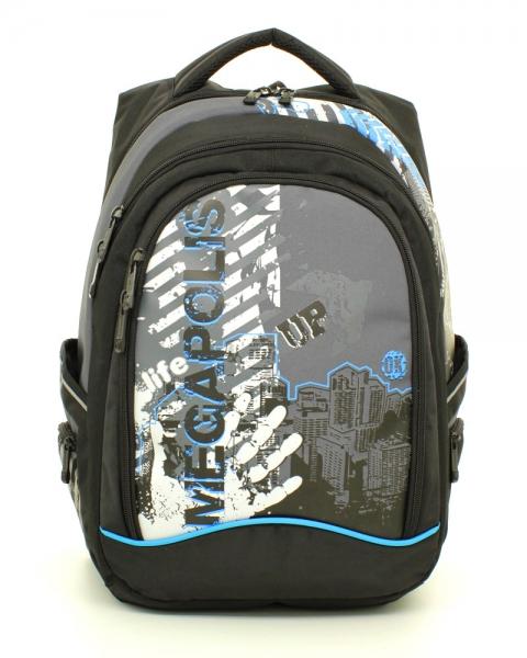 Школьный рюкзак steiner black cat 11-202-5 рюкзак тайгер 2218