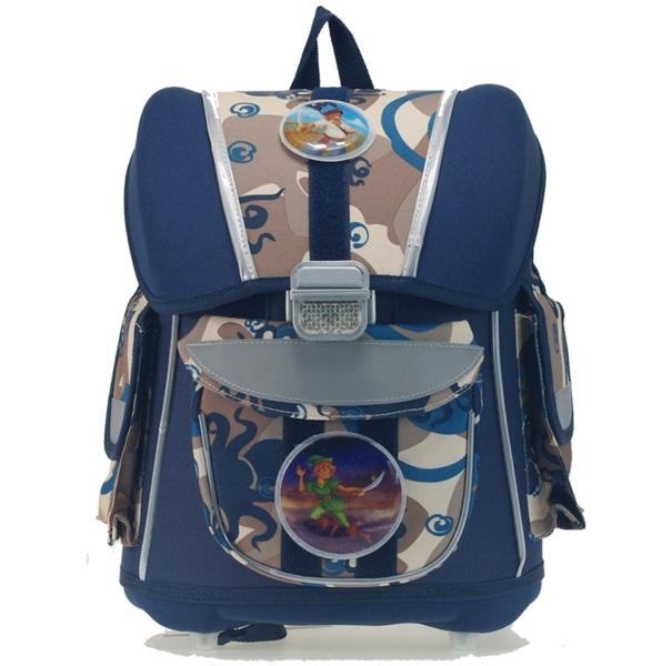 f1a59bdee689 Лёгкий школьный ранец для первоклассника с ортопедической спинкой и ...