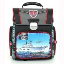 "Ранец Hummingbird S2 ""World of Battleships"" с мешком для обуви"