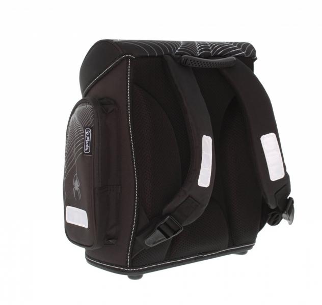 43412e155147 Школьный ранец-рюкзак для девочки Herlitz Midi Spider с наполнением ...