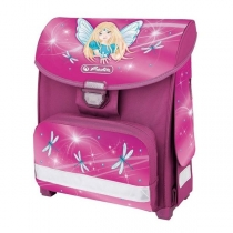 Школьный ранец с ортопедической спинкой Herlitz Smart Fairy