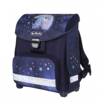 Школьный ранец с ортопедической спинкой Herlitz Smart Starlight