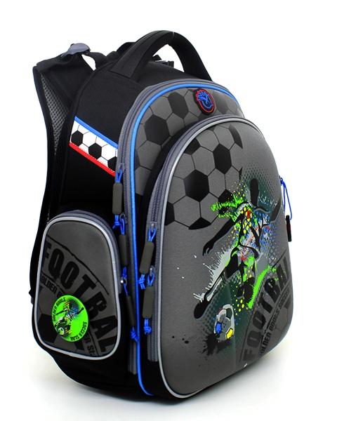 1ec2ab8e4fce ... Школьный рюкзак для мальчика Hummingbird Kids TK27 Football ...