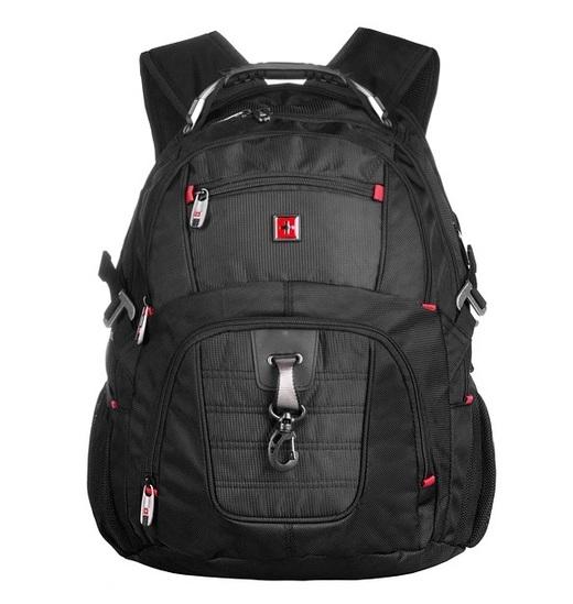 Рюкзак swisswin black рюкзаки металлодетекторов