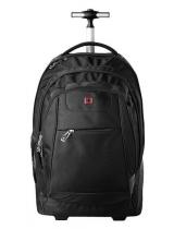 Рюкзак-дорожная сумка на колёсах с выдвижной ручкой SWISSWIN SWE1058