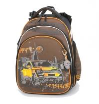 Школьный рюкзак для мальчика с ортопедической спинкой Hummingbird Teens T30 Crossover