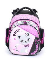 Школьный рюкзак для девочки Hummingbird Kids TK38 Purr Meow
